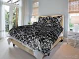 Krepové posteľné obliečky Zuzana