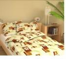 Bavlnené posteľné obliečky Arktis