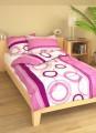 Bavlnené posteľné obliečky Marta lila