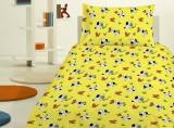 Obliečky do postielky psík žltý Jerry Fabrics
