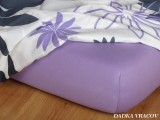 Jersey plachta - fialová B