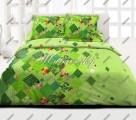 Obliečky Valencia green krep
