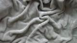 Mikroflanelová plachta šedozelená