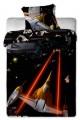 Obliečky bavlna Star Wars spaceships