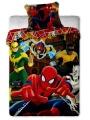 Bavlnené obliečky Spiderman Hero