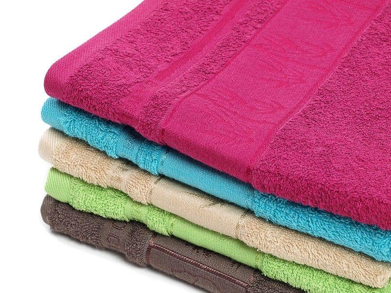 Bambusové uteráky a osušky Asie Jerry Fabrics