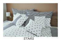 Bavlnené obliečky Stars