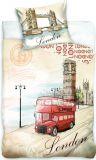 Obliečky fototlač London bus
