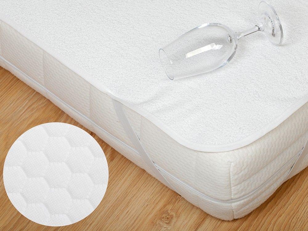 Matracový chránič Soft Touch, nepriepustný a priedušný s thermo vložkou Dadka