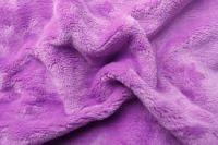 Mikroflanelová plachta světle fialove