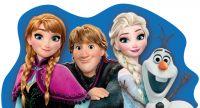 Tvarovaný plnený vankúšik Frozen