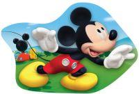 Detský tvarovaný vankúšik Mickey Mouse Jerry Fabrics