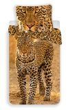 Obliečky fototlač Leopard 2017