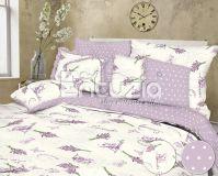 Bavlnené obliečky Lavender lila