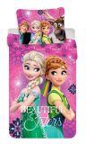 Obliečky Frozen beautiful sisters