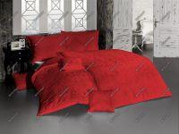 Obliečky Lolita červená damašek