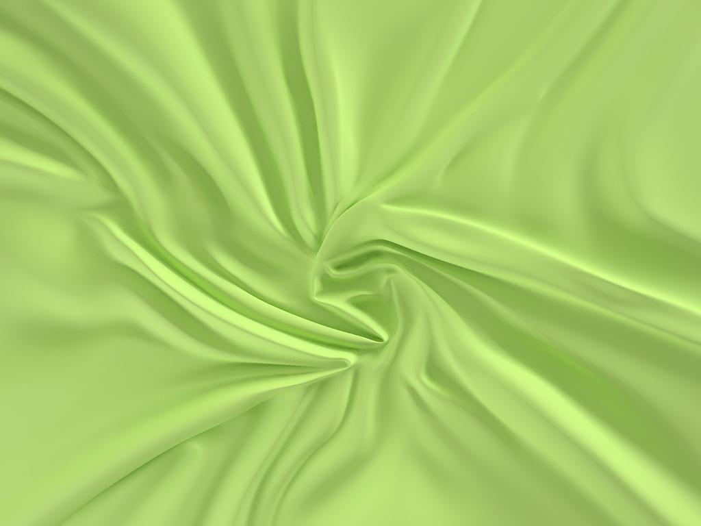 Kvalitná saténová plachta LUXURY COLLECTION vo svetlo zelenej farbe Kvalitex