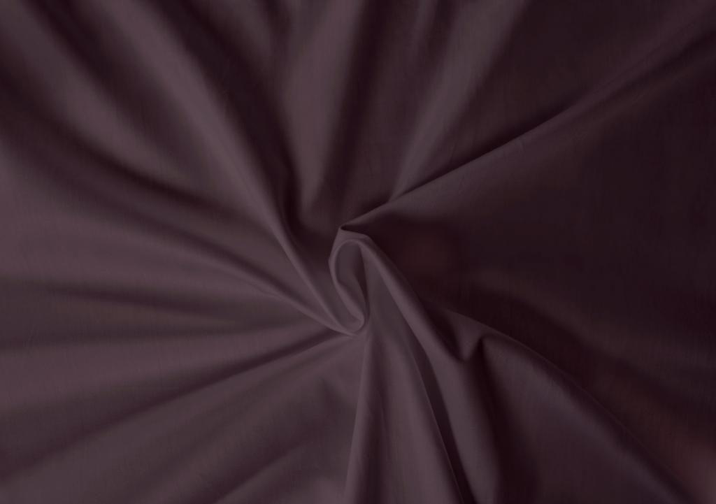 Kvalitná saténová plachta LUXURY COLLECTION v tmavo hnedej farbe Kvalitex