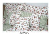 Bavlnené obliečky Rujána