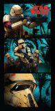 Detská plážová osuška Star wars Stormotroopers Jerry Fabrics