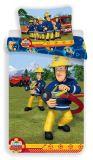 Obliečky Požiarnik Sam 008