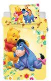 Disney obliečky do postieľky Medvedík Pú baby