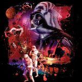 Poťah na vankúšik Star wars dark power
