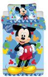 Disney obliečky do postieľky Mickey baby 02