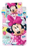 Disney obliečky do postieľky Minnie sweet 072 baby
