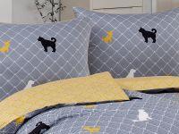 Kvalitné bavlnené obliečky Wuff nielen pre milovníkov psov Matějovský