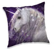Poťah na vankúšik Unicorn purple