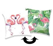 Poťah s flitrami Flamingo 01