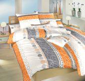 Obliečky bavlna Ateliér oranžový