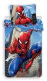 Obliečky Spiderman blue 02