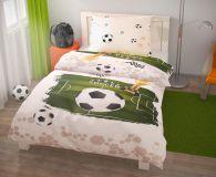 Posteľné obliečky pre mladých Futbal