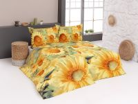 Obliečky Sunflower bavlna digitál