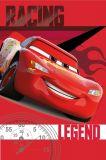 Detská fleecová deka Cars legend