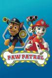 Detská fleecová deka Paw Patrol