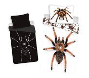Obliečky Pavúk svietiaci efekt