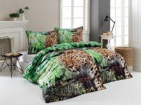 Obliečky divoký Leopard bavlna