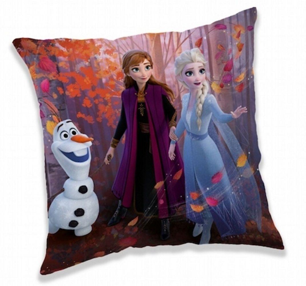 Detský vankúšik Frozen, Ľadové kráľovstvo Jerry Fabrics