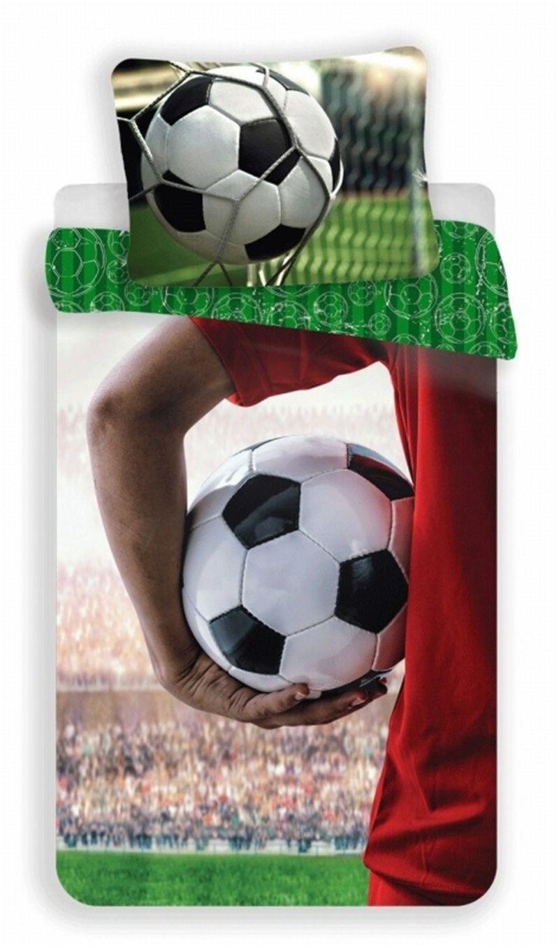 Detské bavlnené obliečky futbalovej lopty, futbal Jerry Fabrics