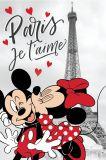 """Detská fleecová deka MM in Paris """"Eiffel Tower"""""""