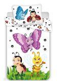 41/5000 Disney obliečky do postieľky Lienky baby