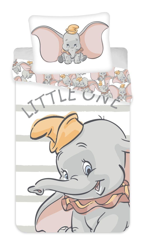 Bavlnené obliečky motív slona Dumbo Jerry Fabrics
