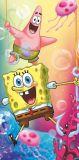 Detská osuška Sponge Bob Jerry Fabrics