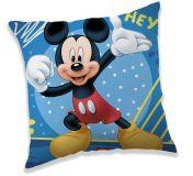 Vankúšik Mickey hey 40x40 cm Jerry Fabrics