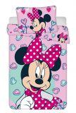 Detské obliečky do postieľky Disney Minnie Pink 02 baby   1x 135/100, 1x 60/40