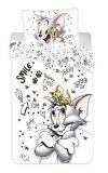 Detské bavlnené obliečky Tom&Jerry 034   1x 140/200, 1x 90/70